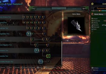 Monster Hunter: World - Weapon Stat Guide