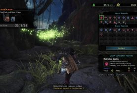 Monster Hunter: World - Rare Drop Farming Guide