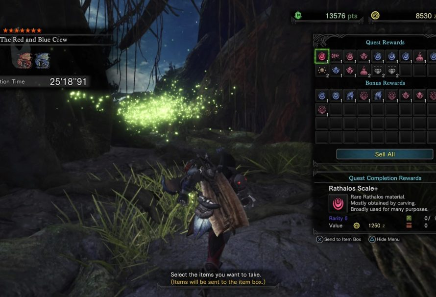 Monster Hunter: World – Rare Drop Farming Guide