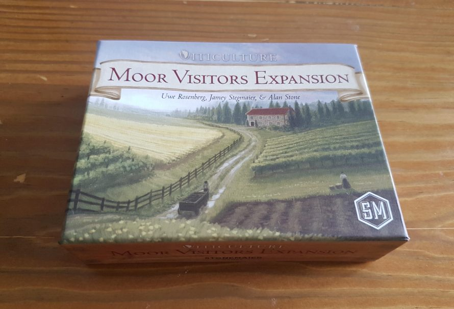 Viticulture Expansion Moor Visitors Review – Is More Better?