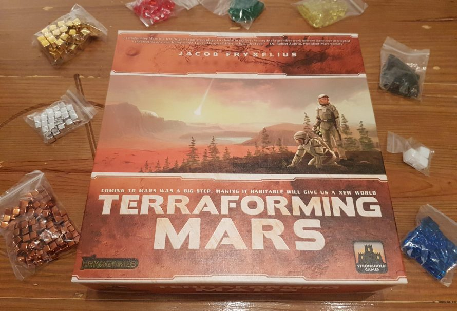 Terraforming Mars Review – An Out Of This World Experience