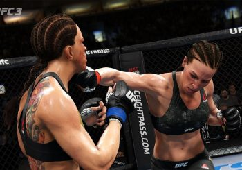 UK Game Charts: EA Sports UFC 3 Taps Out To Monster Hunter: World