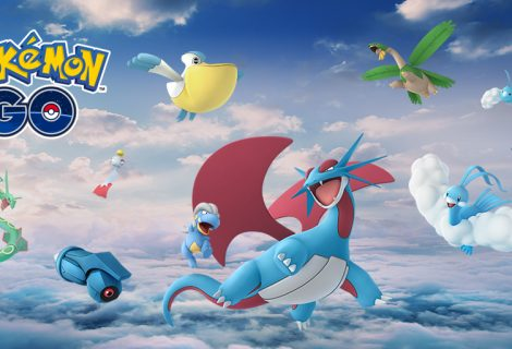 Some New Pokemon Are Flying Into Pokemon Go Very Soon