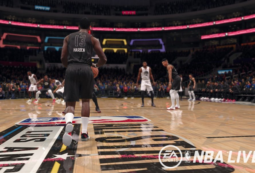 EA Sports Releases 1.11 NBA Live 18 Update Patch Notes