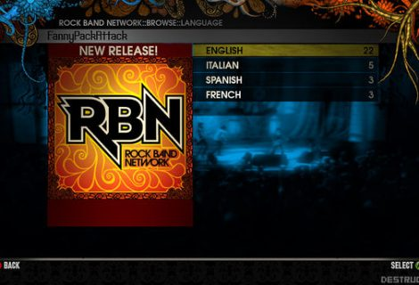 An Important Announcement Made Concerning Rock Band Network Songs Getting Delisted
