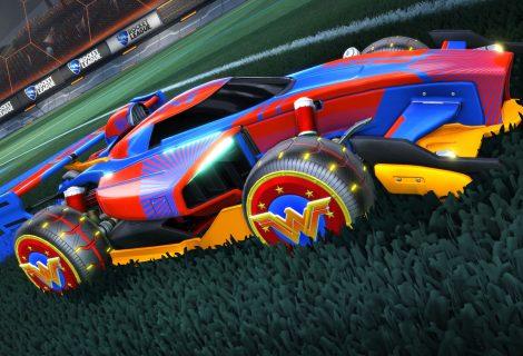 New Batmobiles Are Racing Into Rocket League DLC Next Month
