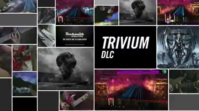 Trivium Songs Being Released As Rocksmith DLC