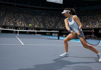AO Tennis Update Patch 1.15 Finally Adds A Tutorial Mode