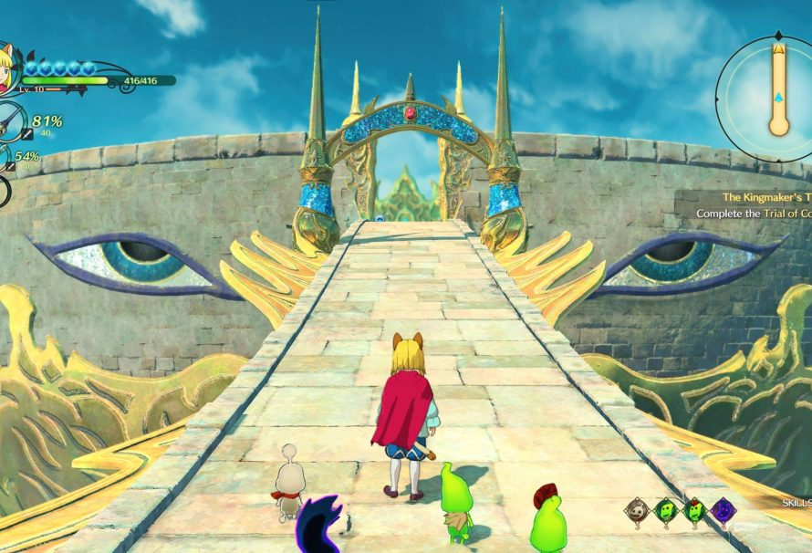 Ni no Kuni 2 Guide – Trial of Knowledge Puzzle Solution