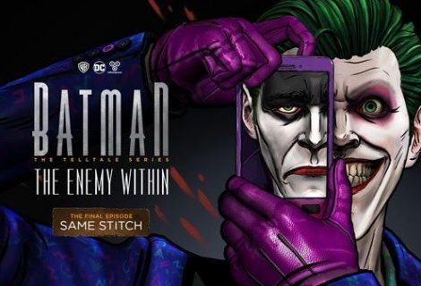 Batman: The Enemy Within Episode 5 - Same Snitch Review