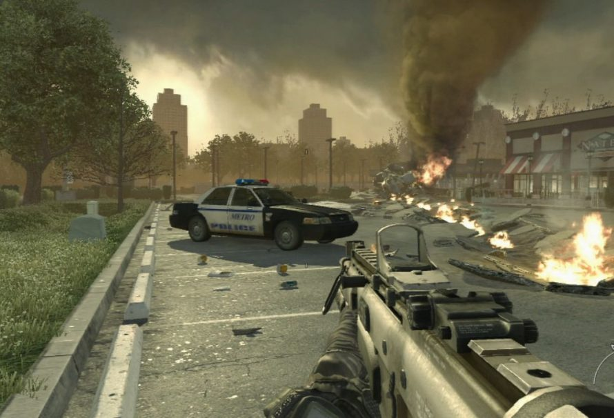 Rumor: Call of Duty 2019 Could End Up Being Modern Warfare 4