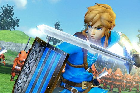 Hyrule Warriors: Definitive Edition To Release on May 18