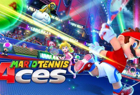 Mario Tennis Aces Serves Up Fun on June 22