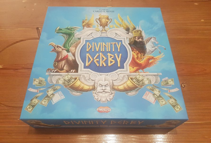 Divinity Derby Review – A Mythical Race