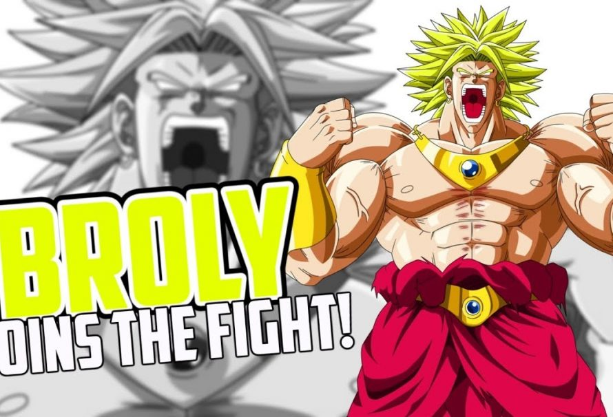 Dragon Ball FighterZ Broly/Bardock DLC Release Date Blasts Out