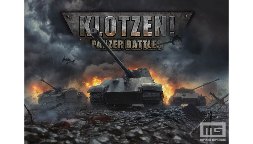 WWII Strategy Game Klotzen! Panzer Battles Planned For Summer 2018