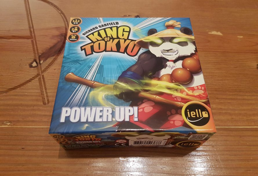 King of Tokyo: Power Up! Review – Pandas & Powers!