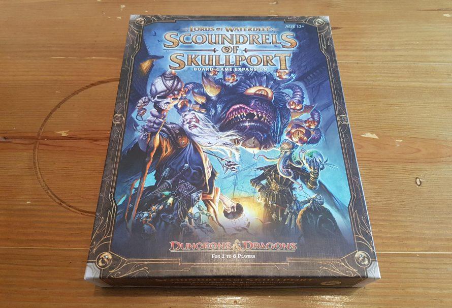 Lords of Waterdeep: Scoundrels of Skullport Review