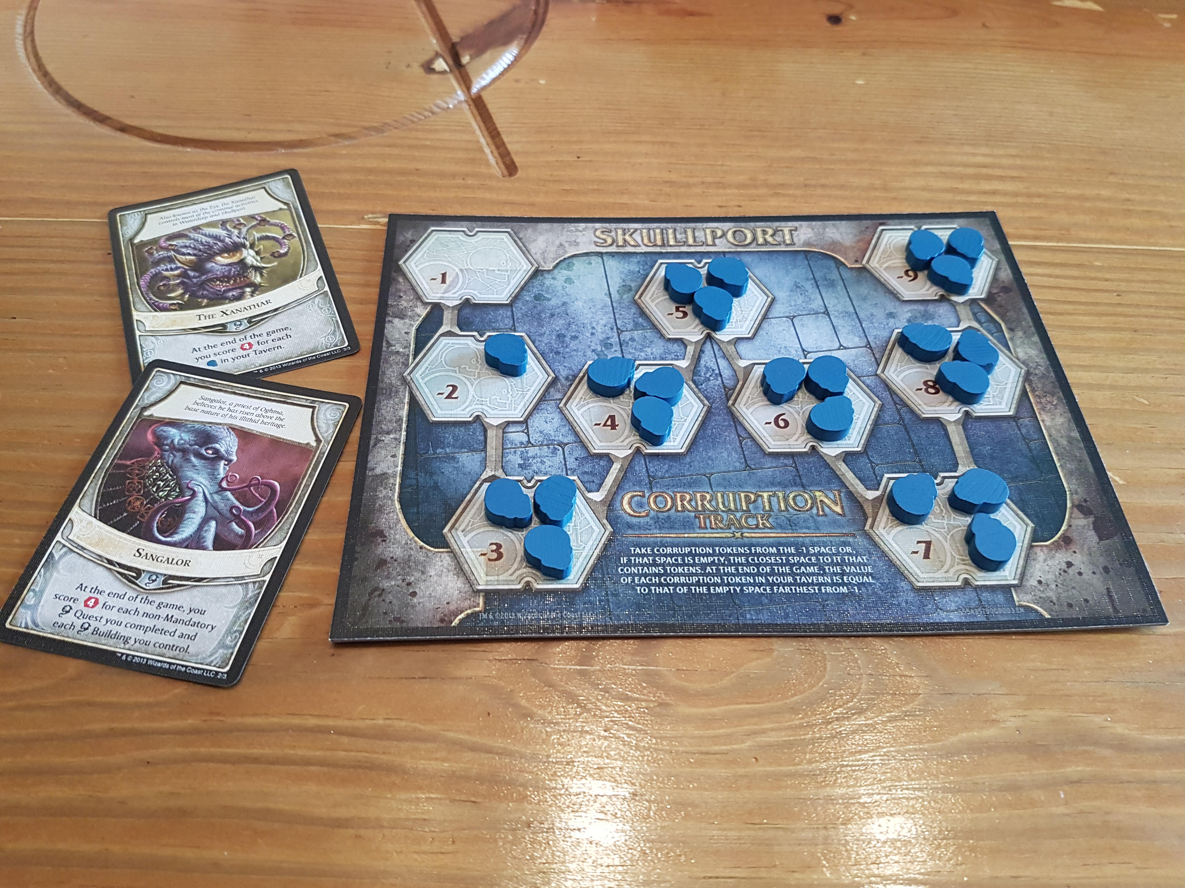 Lords of Waterdeep: Scoundrels of Skullport Review - Just Push Start