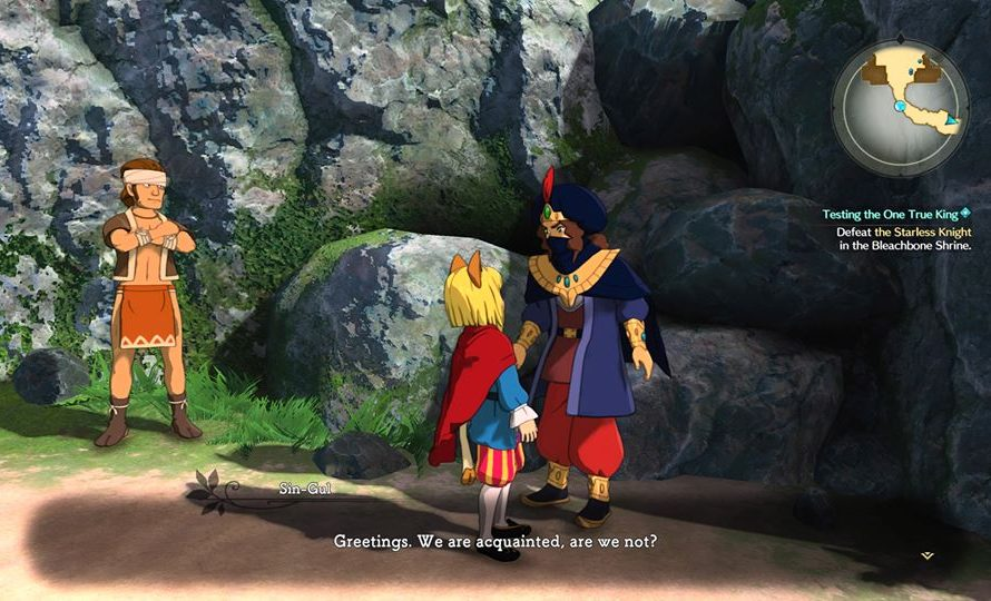 Ni no Kuni 2 Guide – How to recruit Sin-Gul (Endgame Content)