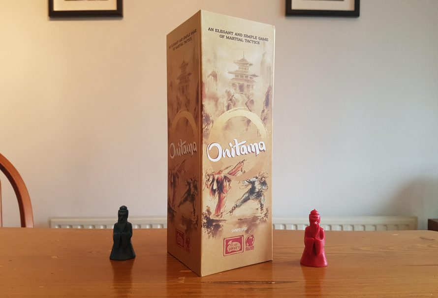 Onitama Review – Move Over Chess!