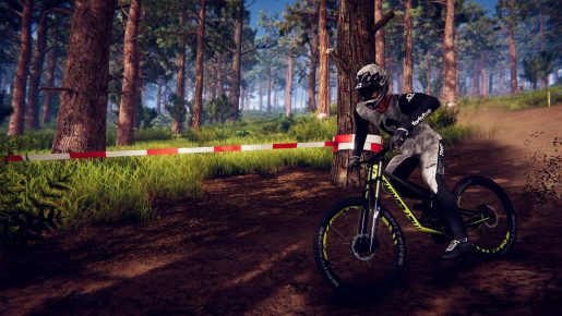 Descenders Preview - Just Push Start