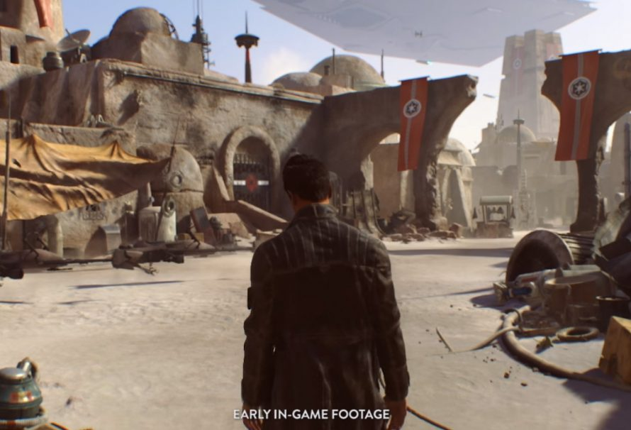 Job Listing Reveals EA Set To Make An Open World Star Wars Video Game