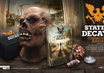 Microsoft Announces State of Decay 2 Collector's Edition With Only Tangible Goods