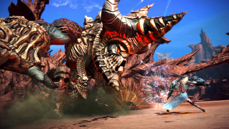 TERA Early Access for PS4 and Xbox One starts today