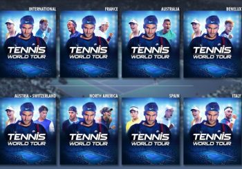 Tennis World Tour Serves Out A Release Date With First Roster Additions