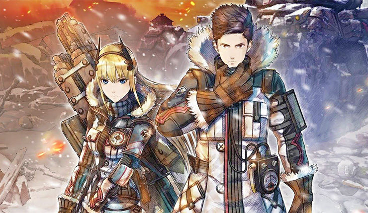 The ESRB Has Now Rated The English Version Of Valkyria Chronicles 4
