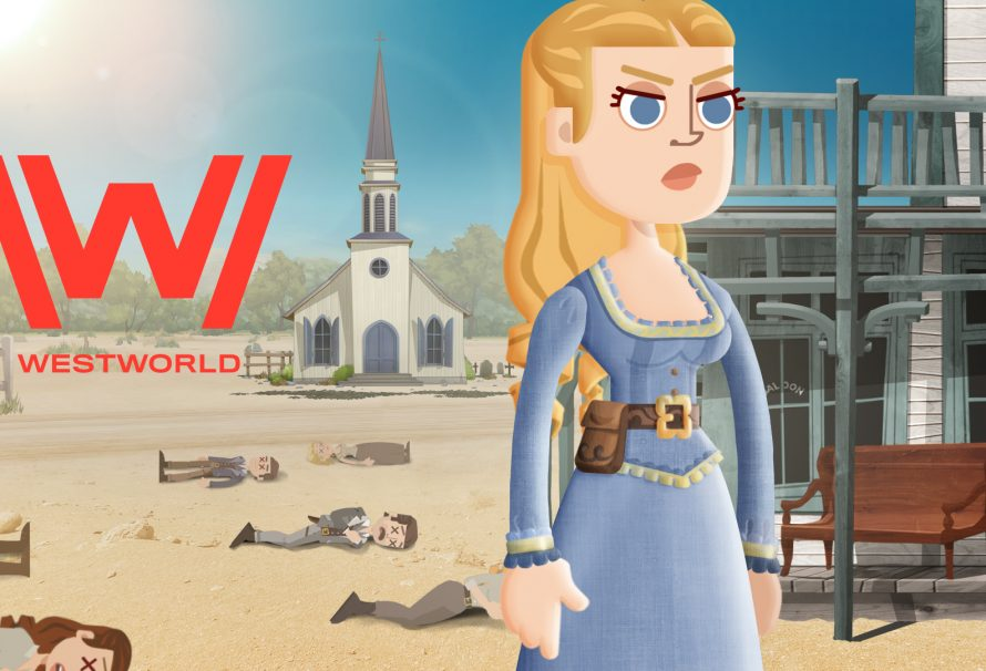 Warner Bros Is Developing A Westworld Mobile Video Game Based On The TV Show