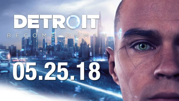 David Cage Reveals An Official Release Date For Detroit: Become Human
