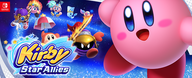 Kirby: Star Allies Adds the Ability to Friend Enemies; Free Update on March 28