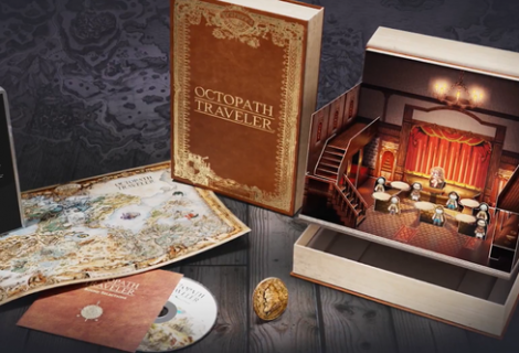 Project Octopath Traveler Releases July 13, 2018; Special Edition Also Revealed