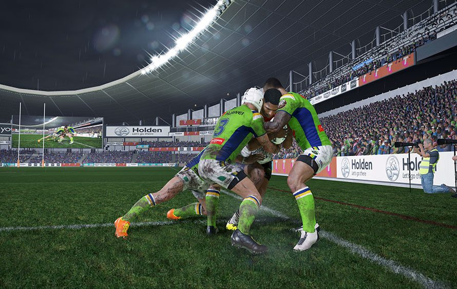 Rugby Online