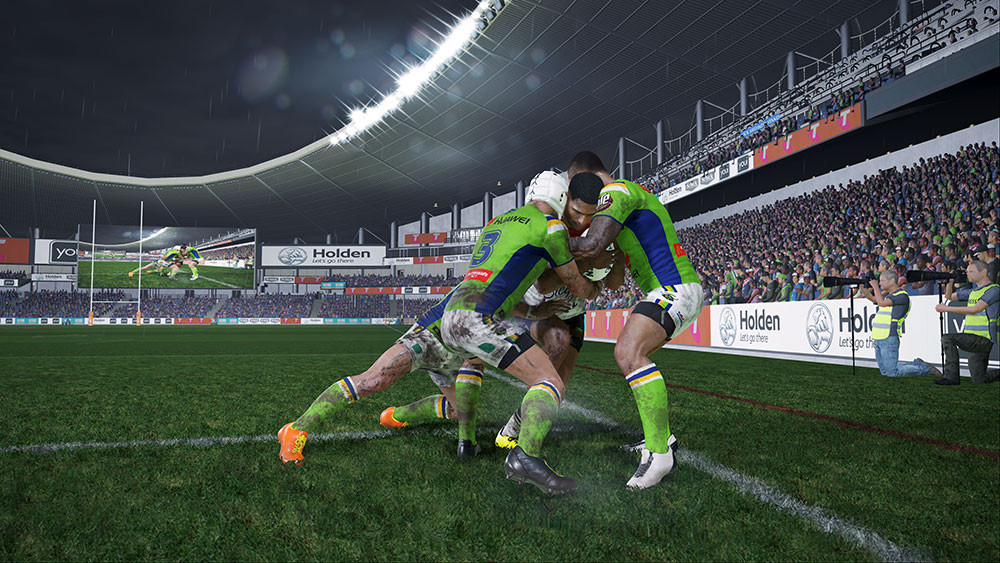 A New Update Patch Has Been Released For Rugby League Live
