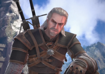 The Witcher 3 Star Geralt Slashing To The SoulCalibur VI Roster