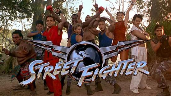 A Street Fighter TV Series Is Currently In The Works