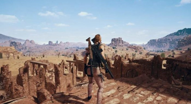 A Second PUBG Map Finally Coming To Xbox One Next Month