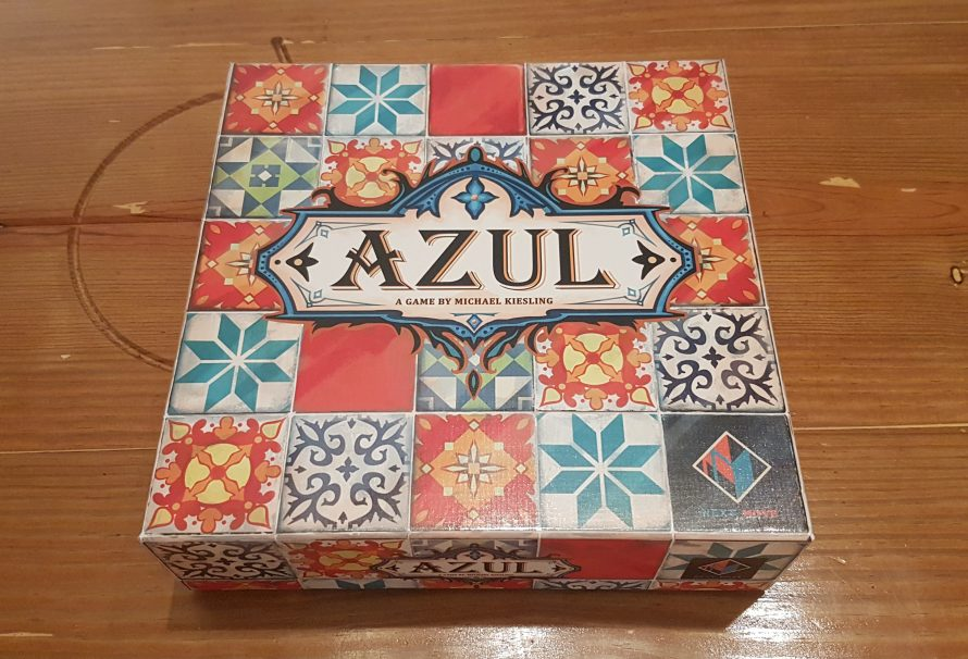 Azul Review – A Glorious Puzzle