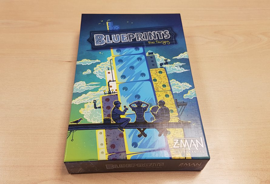 Blueprints Review – Building With Dice