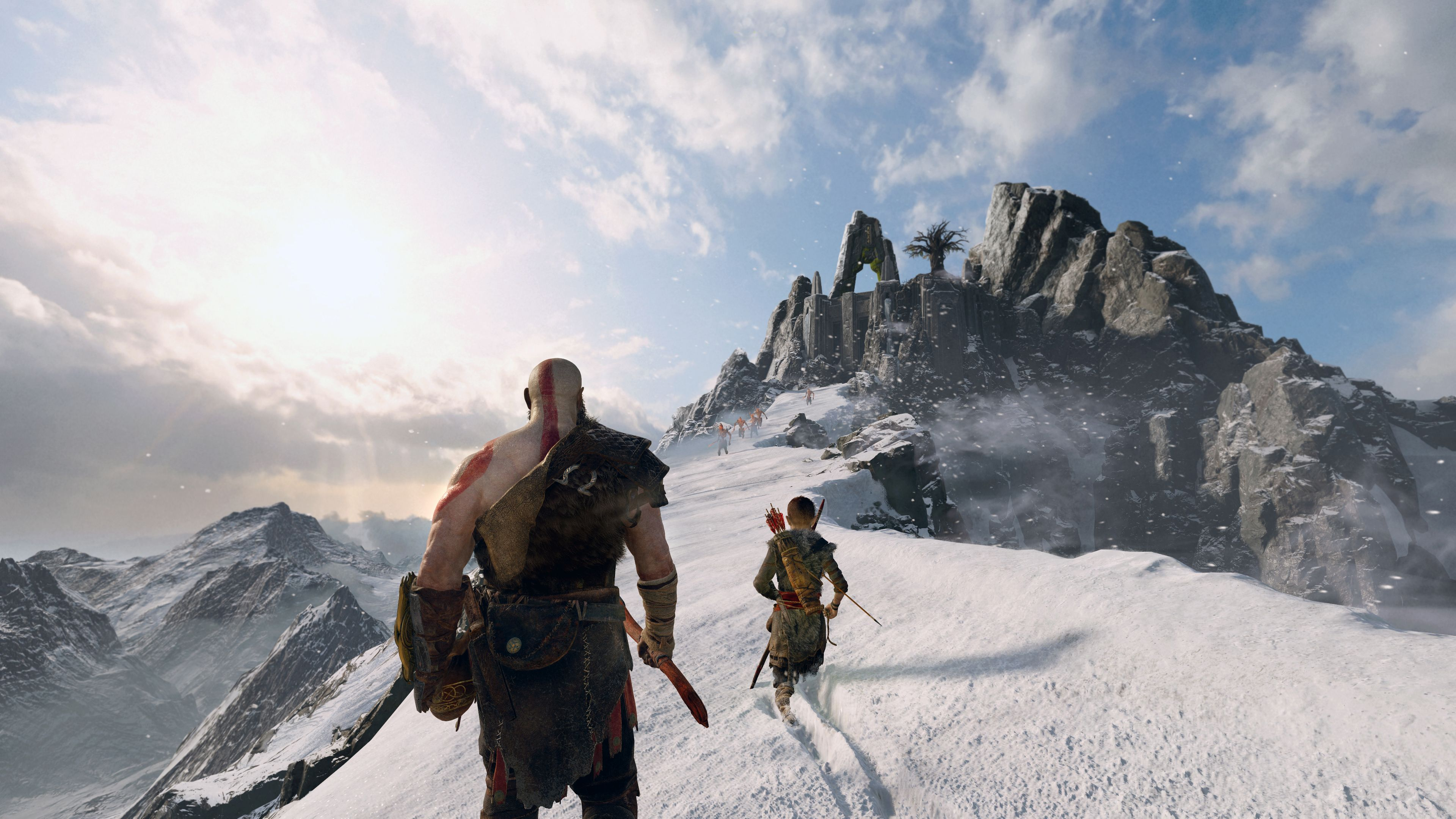 5 tips for playing God of War - Just Push Start