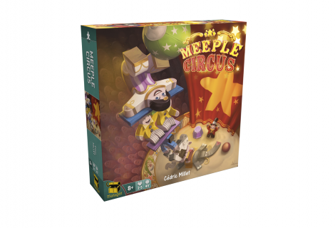Meeple Circus - No Clowning Around!
