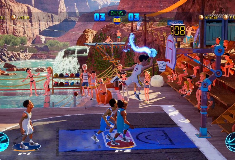 NBA Playgrounds 2 Announced With First Details And Trailer