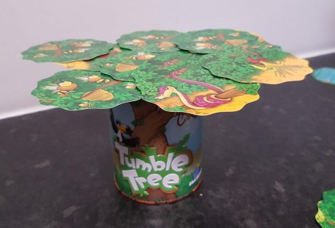 Tumble Tree Review - Brilliant Family Fun