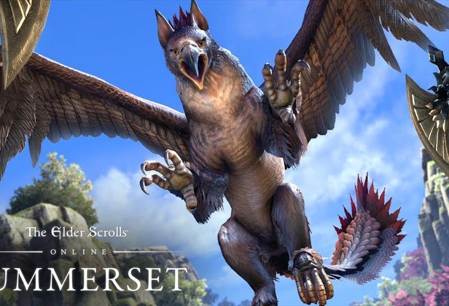 The ESRB Rating Has Now Been Revealed For The Elder Scrolls: Summerset Expansion