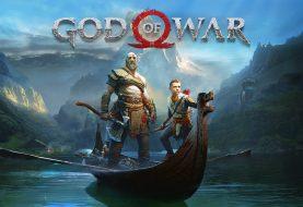Best PS4 Exclusive of 2018 - God of War