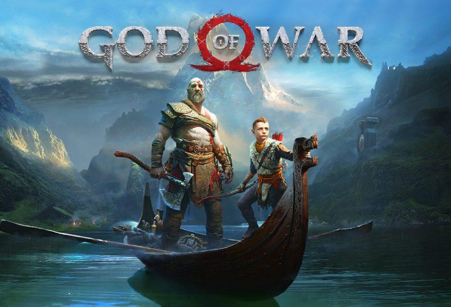 Best PS4 Exclusive of 2018 – God of War
