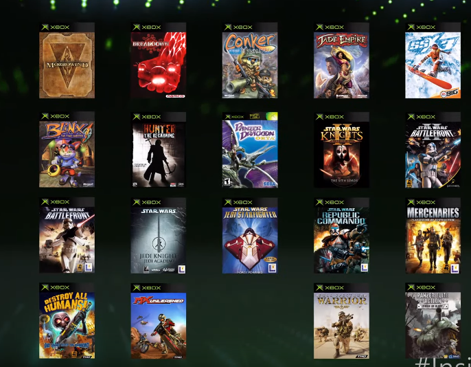 19 Original Xbox Games Are Going To Be Xbox One Backwards Compatible
